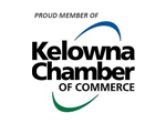 Proud member of Kelowna Chamber of Commerce