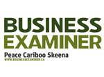 Proud member of Business Examiner Peace Cariboo