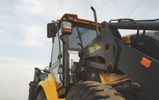 Image of construction equipment